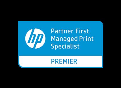 HP Premier Partner for Managed Print Services